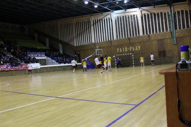 Viitorul Ianca a câștigat Cupa Moș Crăciun la fotbal în sală