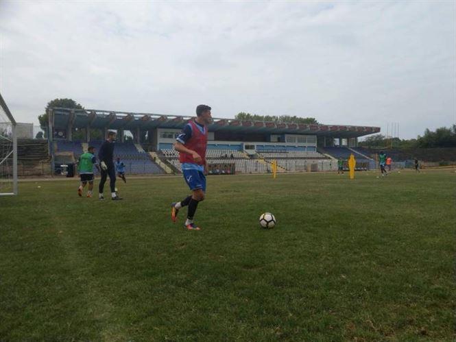 Dacia Unirea joaca sambata in deplasare la Academica Clinceni