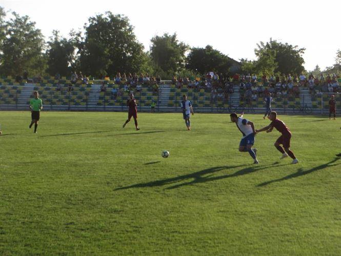 CS Făurei a câștigat la Ianca și s-a calificat în turul III al Cupei României