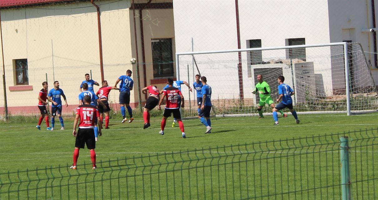 Sportul Chiscani întâlnește astăzi pe Victoria Gugești, în primul meci la mini-turneul de promovare în Liga a 3-a