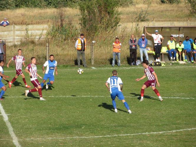 CS Făurei învinsă de Rapid București cu 1-3