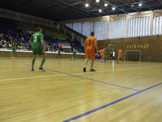 S-au stabilit semifinalele Cupei Primaverii la fotbal in sala