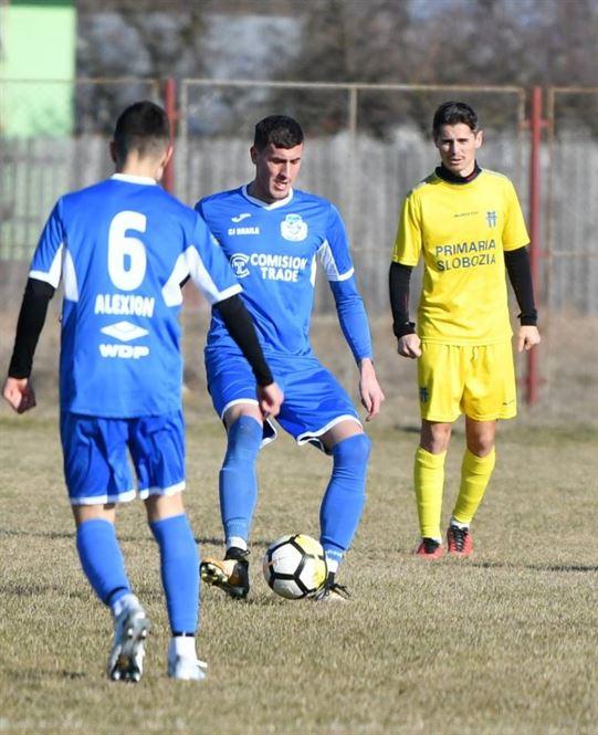 Misiune dificilă pentru Dacia Unirea în meciul de astăzi cu UTA Arad