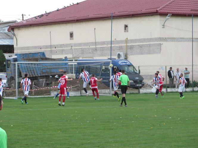 Sportul Chiscani și Victoria Traian vor juca un baraj pentru desemnarea campioanei Ligii a 4-a