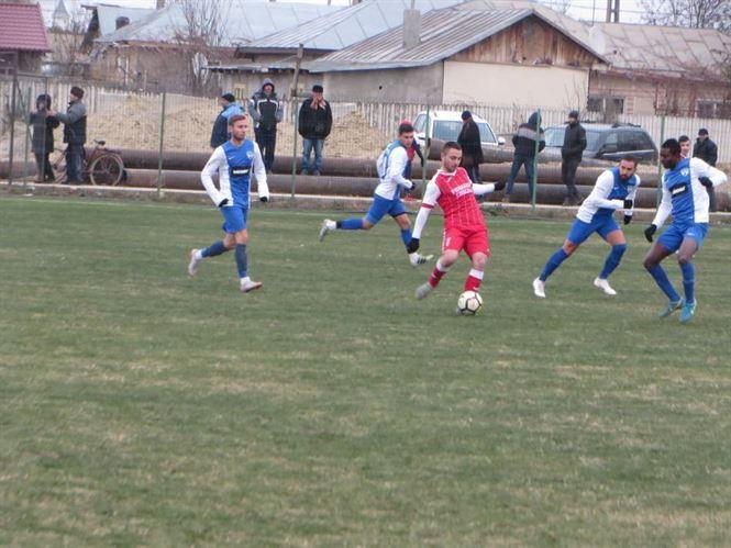 Sportul Chiscani joacă la Făurei pentru rămânerea în Liga a 3-a