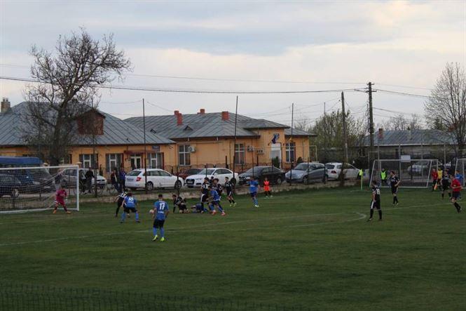 Sportul Chiscani – Unirea Slobozia 0-1 (0-0), după un meci cu multe ocazii de gol