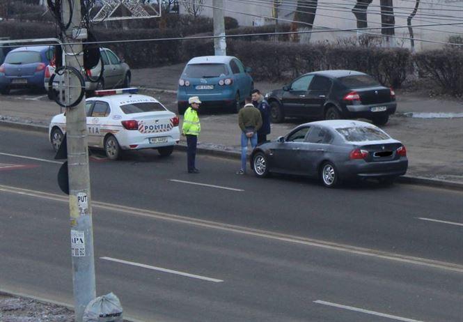 Peste 190 de abateri de la legislația rutieră constatate în ultima săptămână
