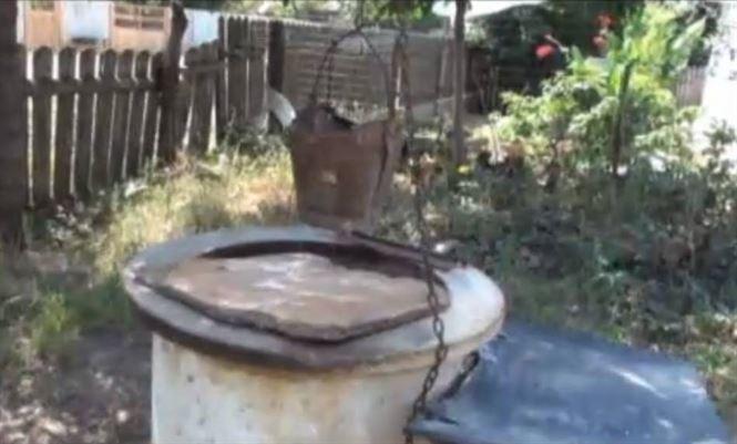 Moarte suspecta la Baraganu. Copil de 6 zile mort in fantana