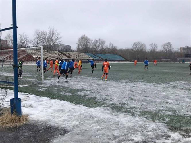 CS Făurei a câștigat amicalul cu CSU Dunărea de Jos Galați
