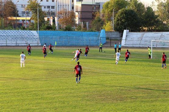 CS Făurei a rezistat până în minutul 81 al meciului de la Focșani
