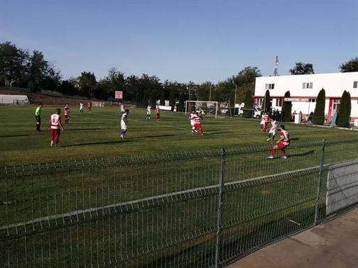 Punct obținut de CS Făurei pe terenul celor de la Sporting Liești