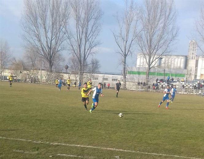 CS Făurei doar un egal în deplasarea de la Oltenița, cu un penalty refuzat de arbitru
