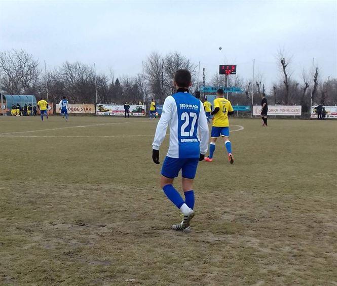 CS Făurei a câștigat cu 5-2 amicalul jucat cu Sportul Ciorăști