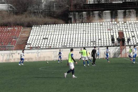 CS Făurei a remizat cu Viitorul Șuțești într-un amical jucat la Galați