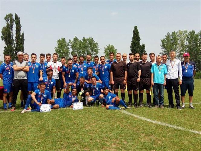 CS Faurei a primit titlul de campioana a Ligii a 4-a si va juca barajul de promovare in Liga a 3-a