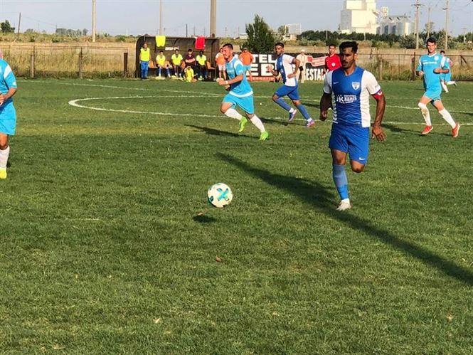 Derby între Sportul Chiscani și CS Făurei, în ultima etapă a turului din seria a II-a a Ligii a 3-a