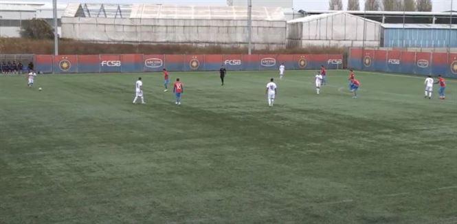 Sportul Chiscani învinsă la scor de tenis de FCSB 2