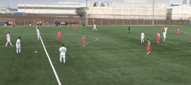 Remiza alba pentru Sportul Chiscani in deplasarea de la FCSB 2