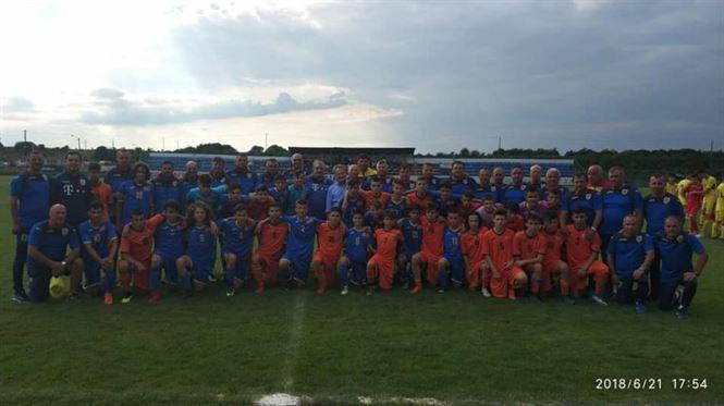 Braileni la Turneul sperantelor la fotbal pentru copii nascuti in 2004