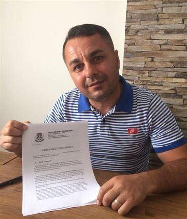 Florentin Petre, noul antrenor principal la Dacia Unirea Braila