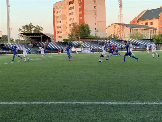Înfrângere la scor pentru Dacia Unirea în prima etapă din Liga a 3-a