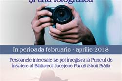 Cursul de Inițiere în Arta Fotografică, coordonat de Nicu Iorga