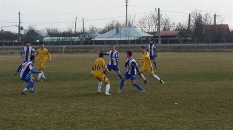 O noua infrangere fara gol marcat pentru Dacia Unirea Braila