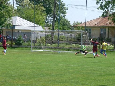Sportul Chiscani, inca un pas spre Liga a 3-a