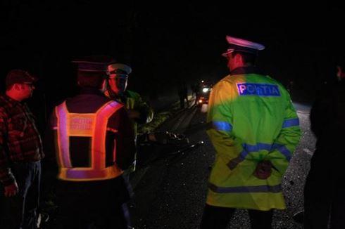 Accident rutier provocat din neatentie
