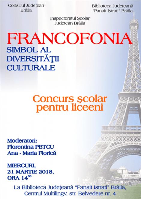 Ziua internationala a Francofoniei