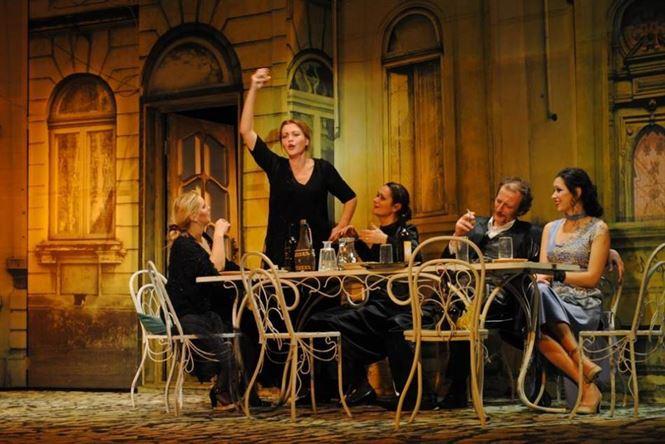 Trei spectacole la Teatrul Maria Filoti in acest weekend