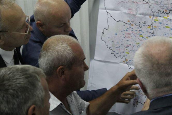 Discuții ale primarilor cu reprezentanții Transgaz pentru dezvoltarea sistemului de alimentare cu gaze în județul Brăila