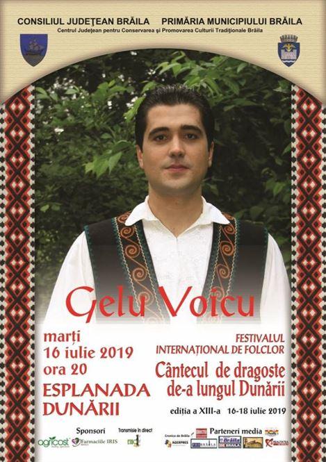 """Astăzi are loc prima seară a Festivalului """"Cântecul de dragoste de-a lungul Dunării"""""""