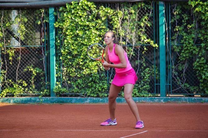 Braileanca Georgia Craciun in semifinalele turneului ITF din Antalya