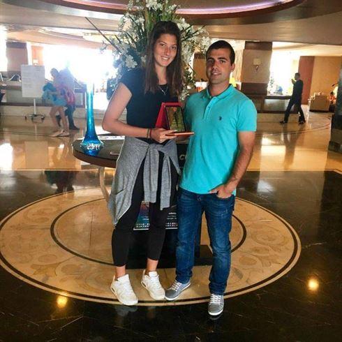 Braileanca Georgia Craciun la primul turneu ITF castigat in cariera