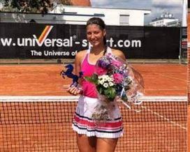 Georgia Crăciun a câștigat turneul de 25.000 de dolari de la Stuttgart