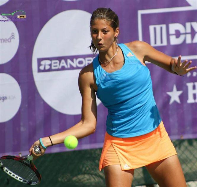 Brăileanca Georgia Crăciun joacă astăzi în primul tur al calificărilor la turneul ITF de la Cairo