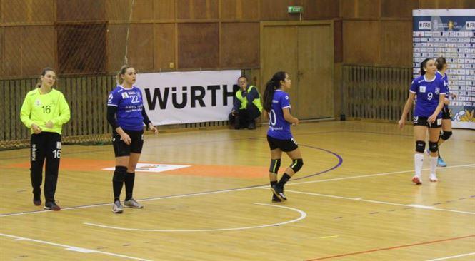 Victorie la scor pentru echipa de Divizia A a Dunărea Brăila