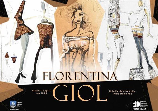"""Expozitie si prezentare colectie de moda """"Floare de colt"""""""