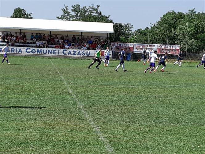 Bucharest United a câștigat turneul de la Cazasu