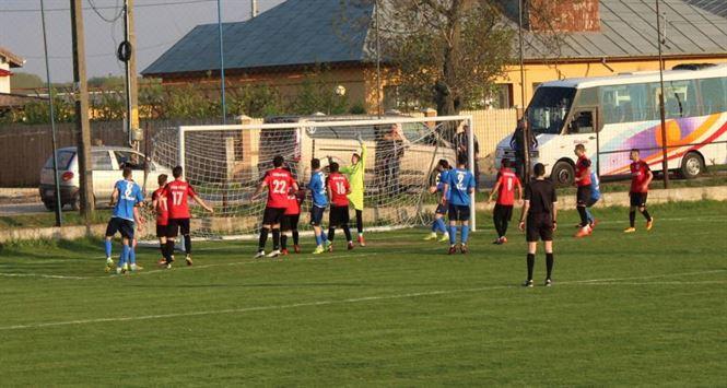 Victorie importantă pentru Sportul Chiscani în meciul cu Axiopolis Cernavodă