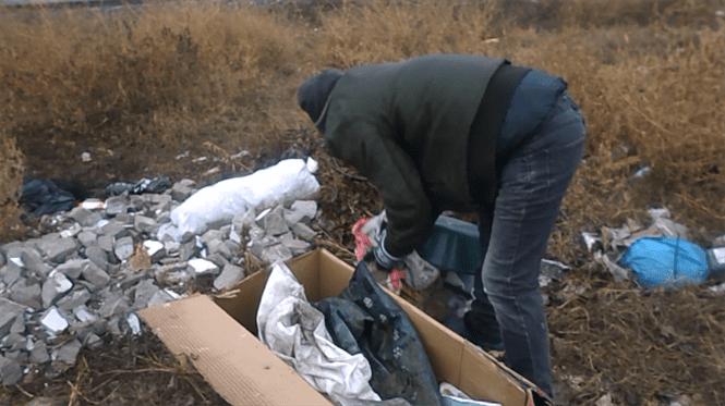 Amenzi la început de an pentru aruncarea gunoiului la colțul străzii