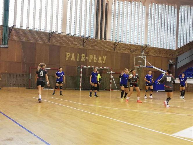 Debut în forță pentru tinerele handbaliste de la Dunărea II Brăila în noul sezon de Divizia A