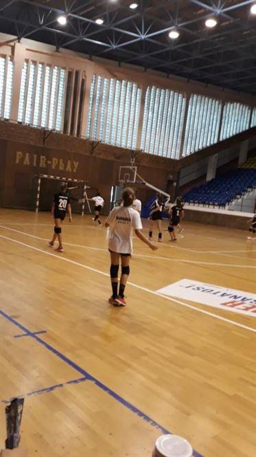 """Turneul """"Cupa Junior. Handbal pentru cei mici"""" s-a încheiat"""
