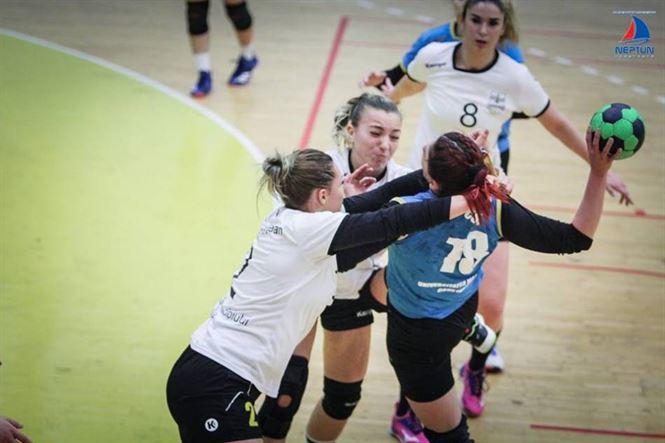 Cu o echipă formată doar din jucătoare U 18, Dunărea II Brăila a pierdut la 7 goluri în deplasarea de la Constanța