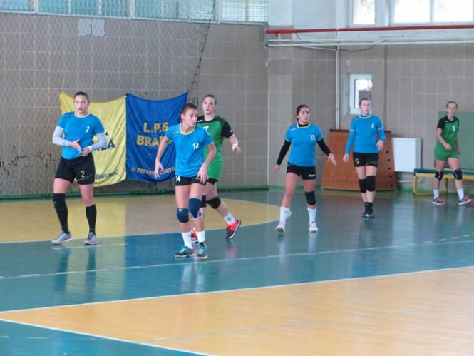 Junioarele 1 de la LPS Brăila au revenit după ce au fost conduse la 4 goluri și au câștigat cu 25-23