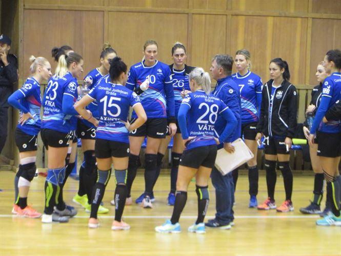 HC Dunărea victorie la primul meci cu Aurelian Roșca pe bancă