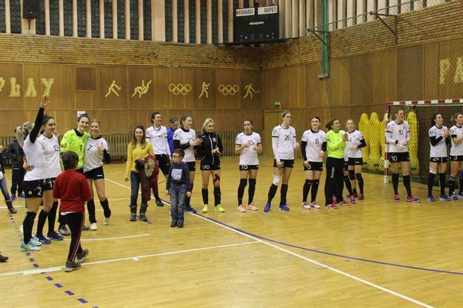 Dunărea Brăila a obținut o victorie la 6 goluri în fața deținătoarei Cupei EHF
