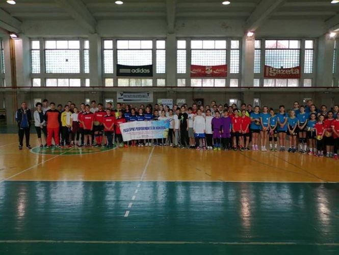 "Proiectul ""Pasi spre performanta in handbal"" realizat ASCS ""Alexandru 2012"" s-a incheiat cu ""Cupa Sperantelor"""