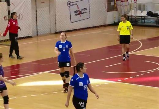 HC Dunărea II Brăila, victorie clară în meciul cu CSM Roman